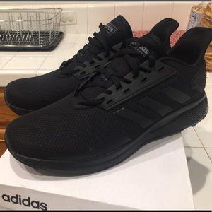 Men's black adidas